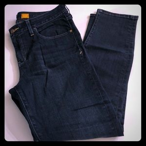 Anthropologie Pilcro STET Mid Rise Jeans Size 31